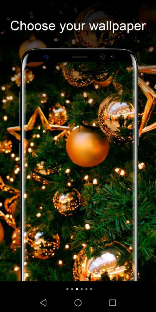 Tapety świąteczne AppGallery