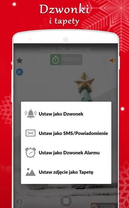 aplikacja polskie kolędy