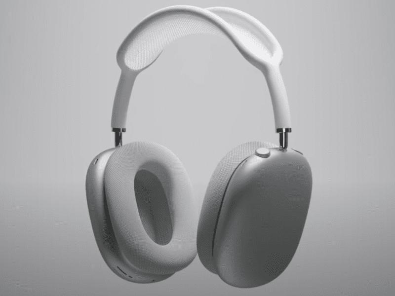 Cicha premiera słuchawek Apple AirPods Max, o których może być głośno