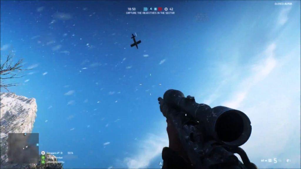 Battlefield V rakieta V2
