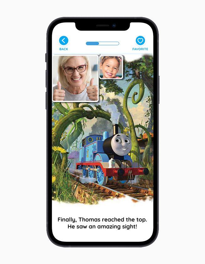 Caribu na iPhone
