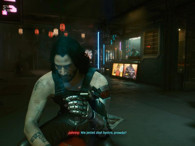 Cyberpunk 2077: CDP RED nie chce, by moderzy traktowali Keanu Reevesa jako obiekt seksualny