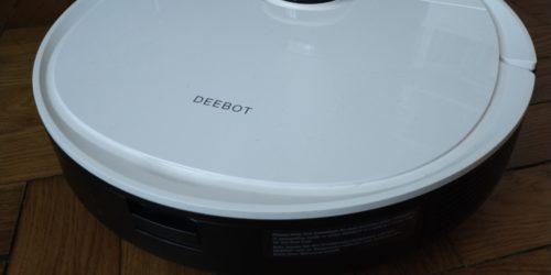 Recenzja Ecovacs Deebot OZMO T8+ - czy sprzątanie to bajka (robota)?