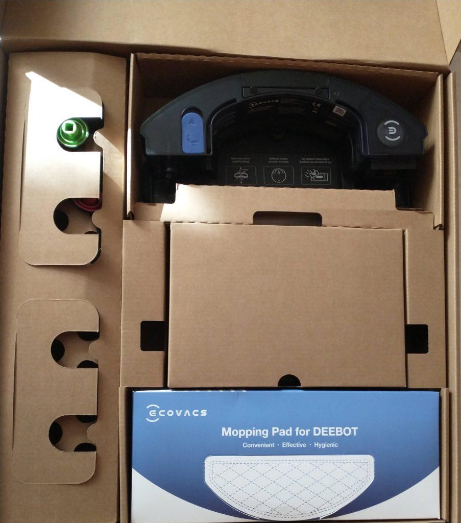 ecovavs deebot ozmo t8 plus akcesoria w