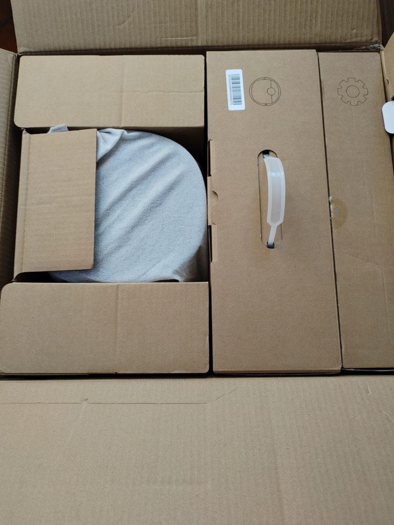 ecovacs deebot ozmo t8+ w pudełku