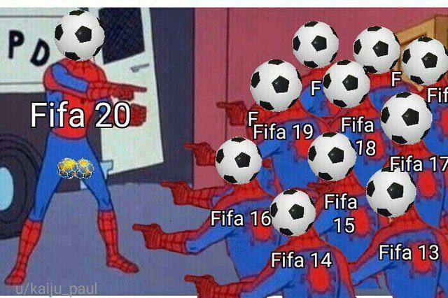 Fifa 21 mem