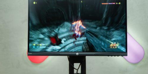 Testujemy HP X24c Curved. Gamingowy monitor z zakrzywionym ekranem w bardzo przyjemnej cenie. Oto recenzja