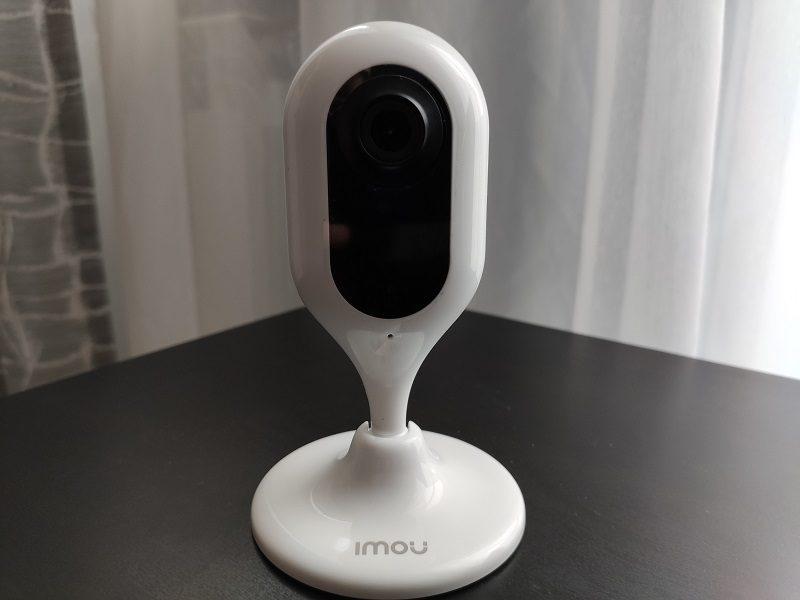 Domowy monitoring z Imou Cue. Recenzja kamery wewnętrznej