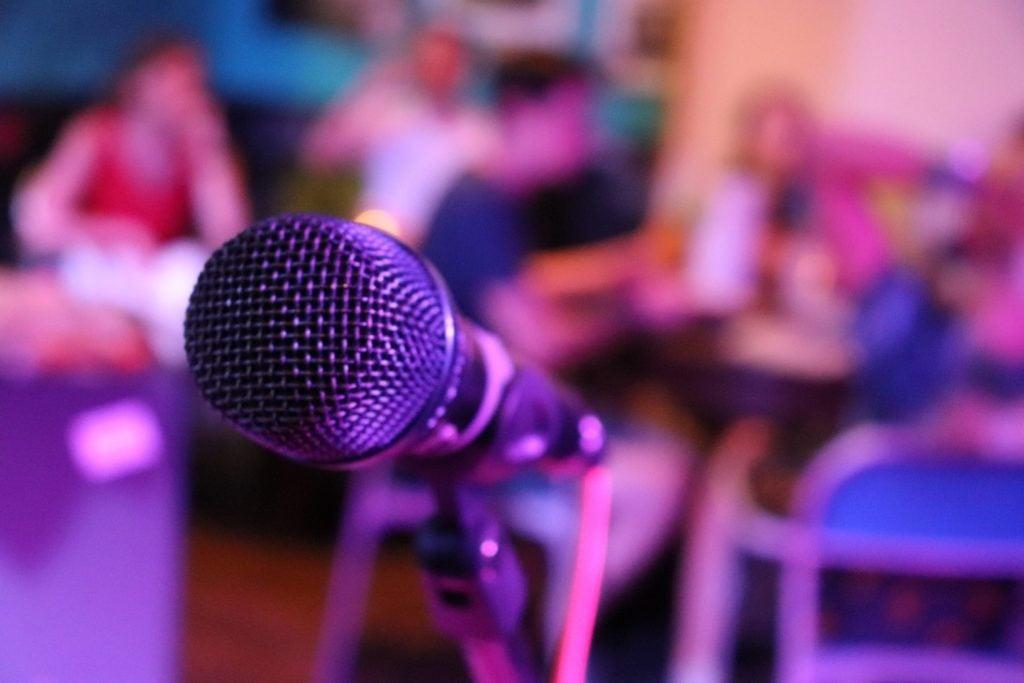 sylwestrowe karaoke