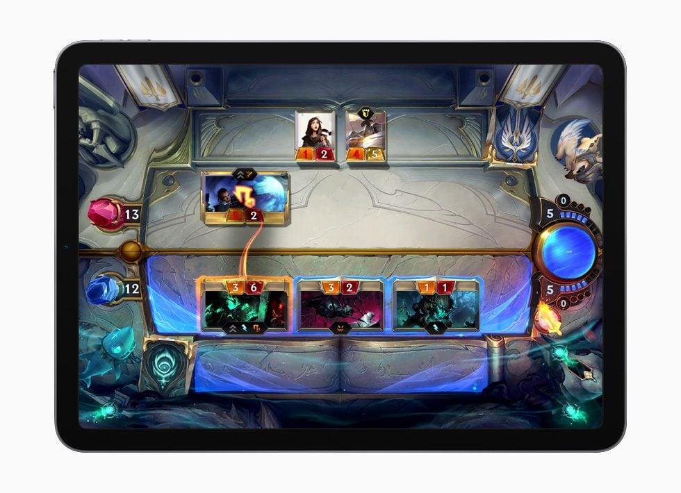 Legends of Runeterra na iPadzie