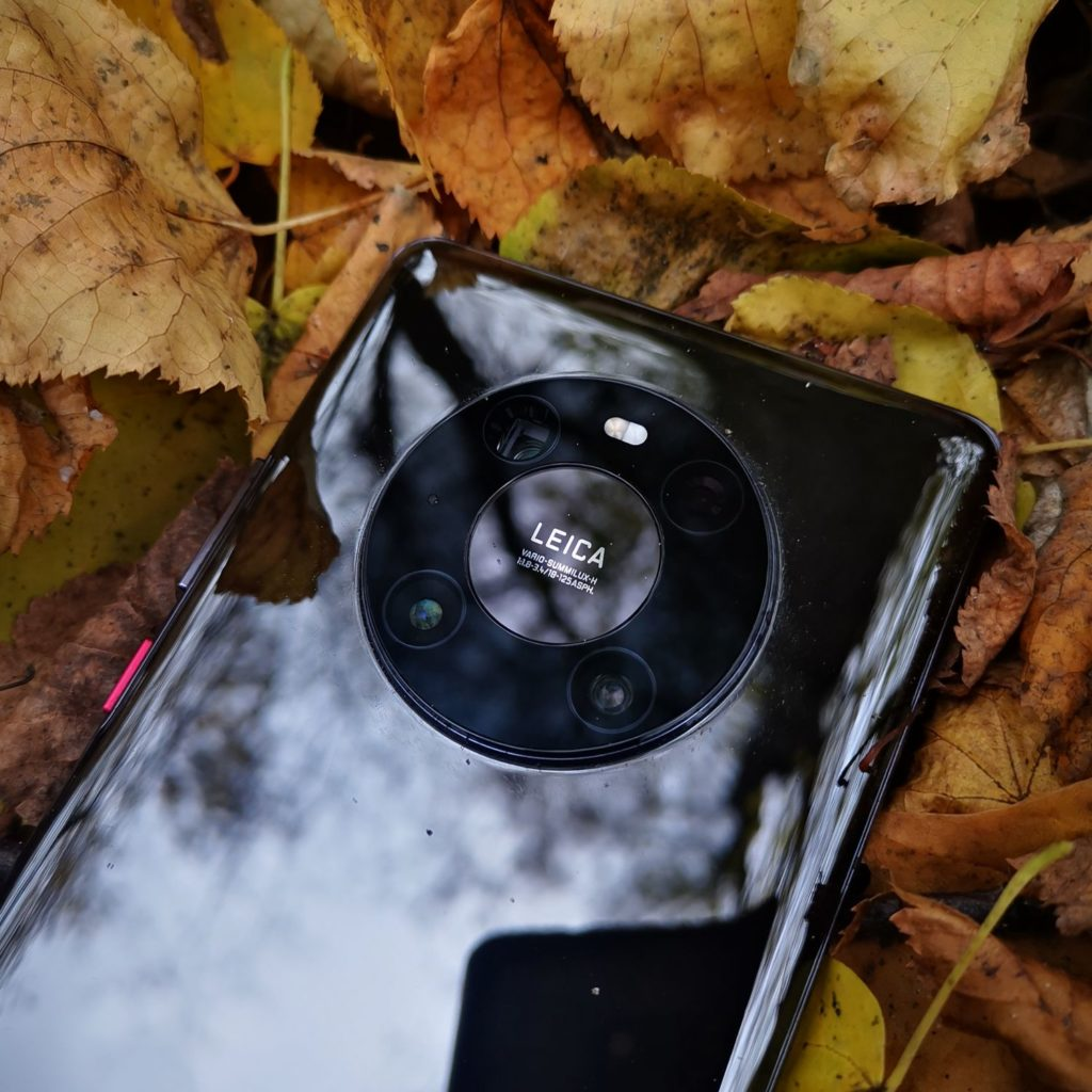 Huawei Mate 40 Pro 3 aparaty