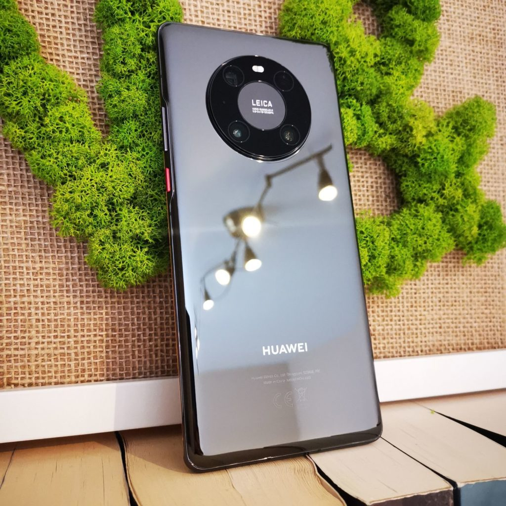 Huawei Mate 40 Pro szklany tył
