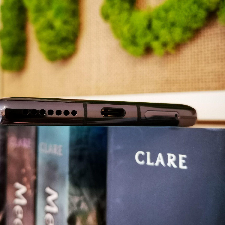 Huawei Mate 40 Pro port USB-C i głośnik