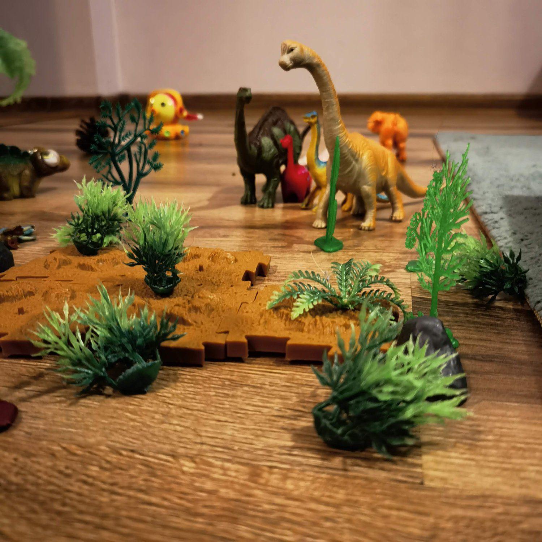 Huawei Mate 40 Pro zdjęcie dinozaury