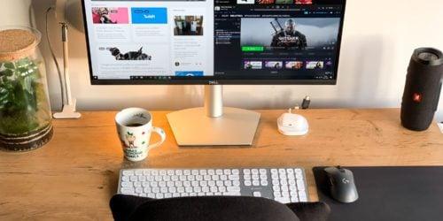 Mój monitor do pracy, nauki i rozrywki — test i recenzja Dell S2721DS