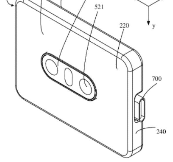 Odłączany moduł aparatu w OPPO