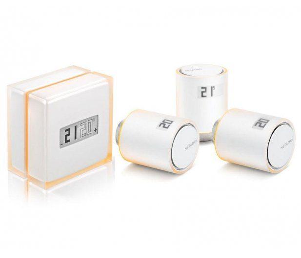 netatmo inteligentny termostat i głowice