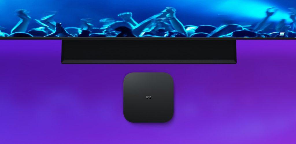 odtwarzacz Xiaomi Mi TV Box S 4K