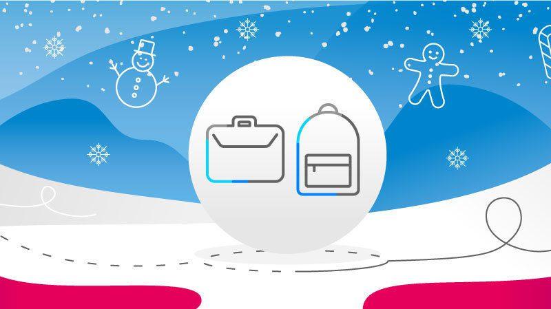 Prezent na święta dla każdego (kto ma laptopa) – torby i plecaki Targus polecają się pod choinkę