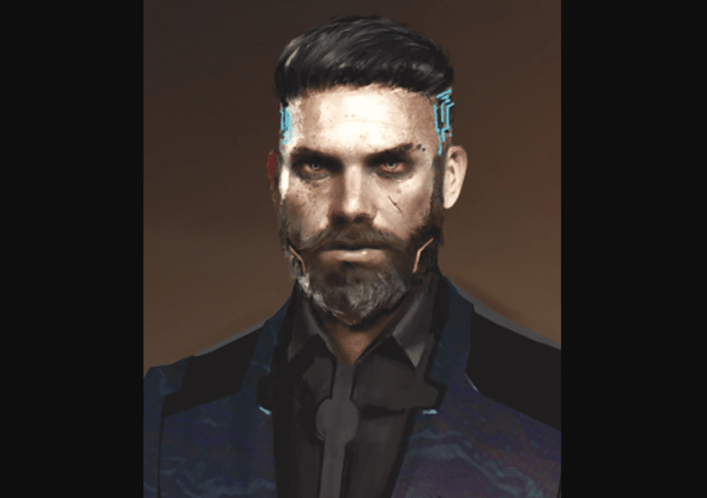 Richard Night Cyberpunk 2077