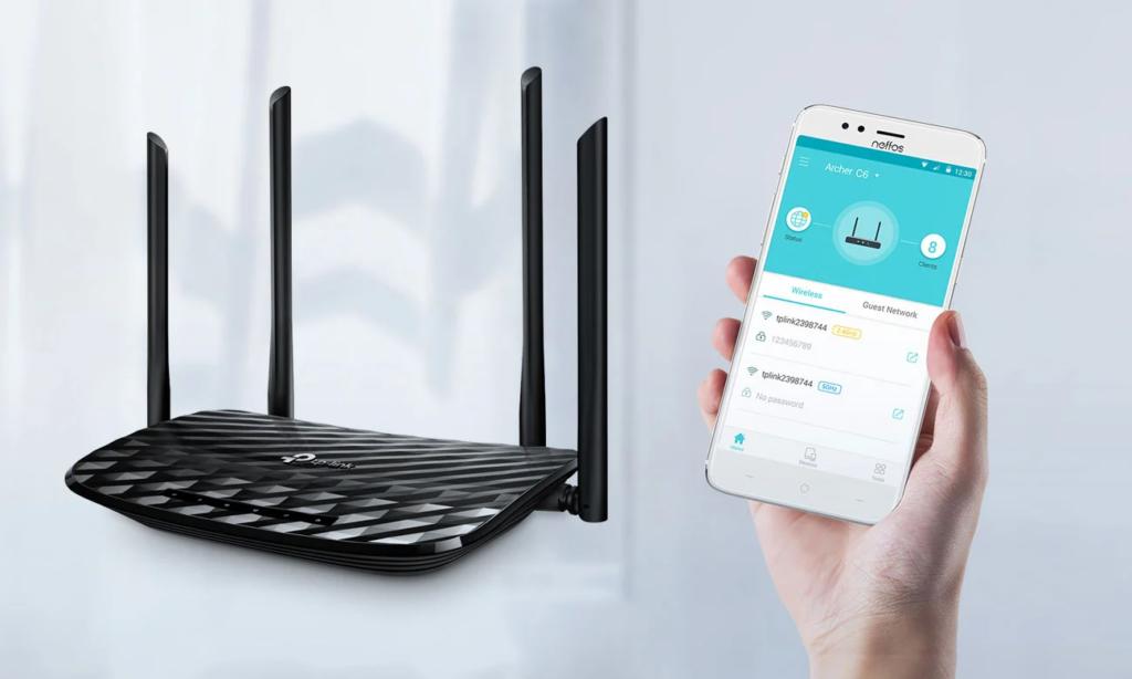 router konfiguracja