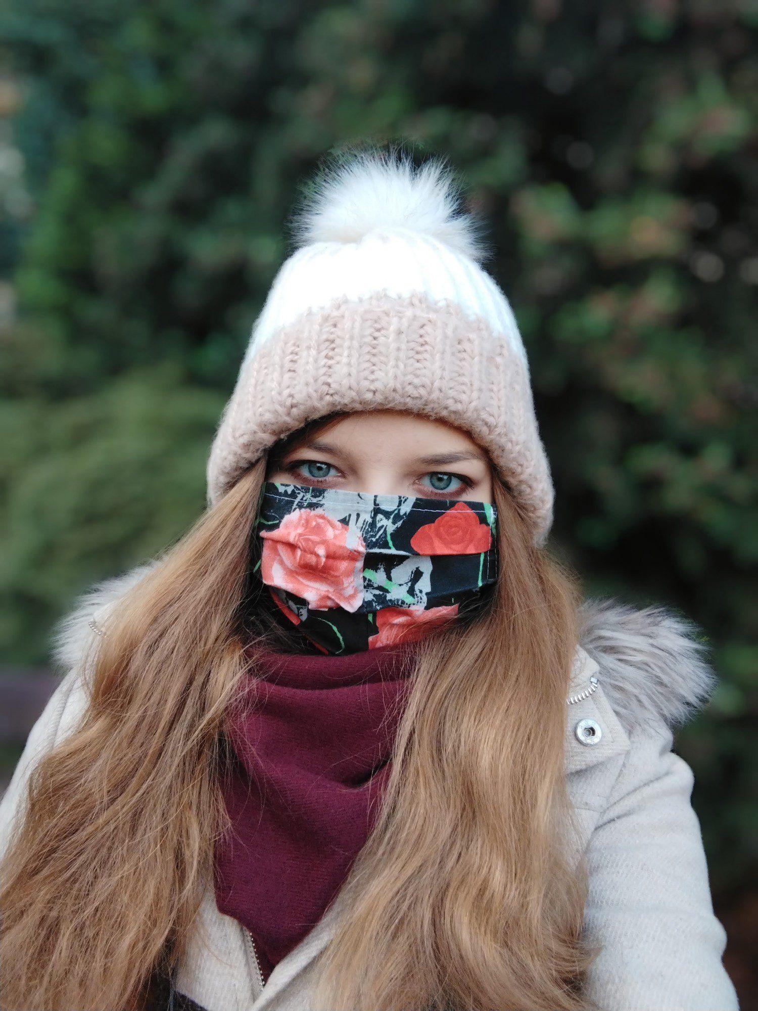 slefie tryb portret poco m3