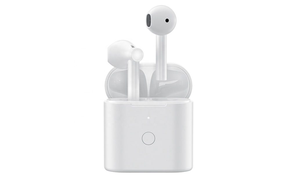 Słuchawki bezprzewodowe QCY T7 TWS Biały