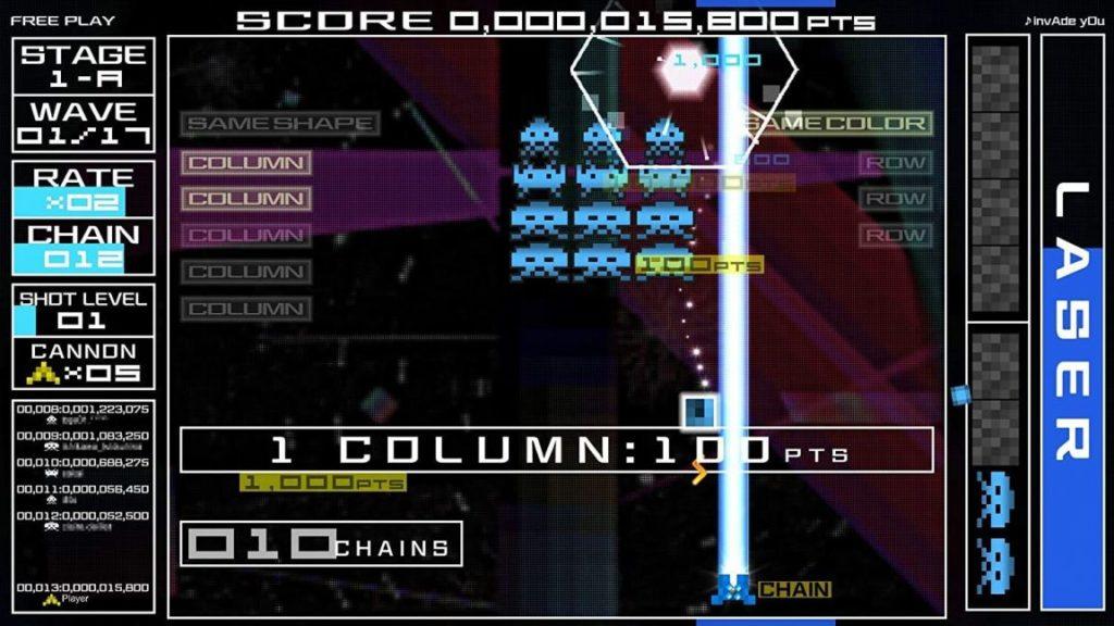 Space Invaders Forever premiera grudzień