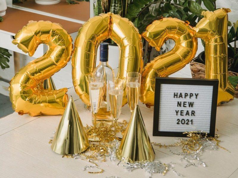 8 sposobów na sylwestrową domówkę 2020/2021