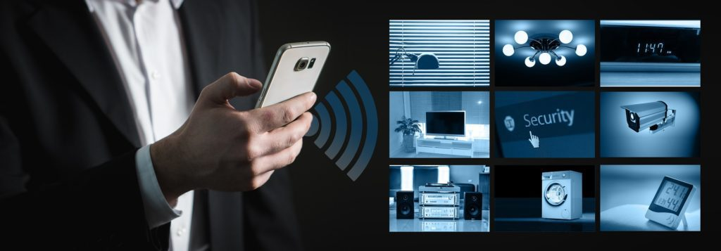 sygnał wifi smart home router