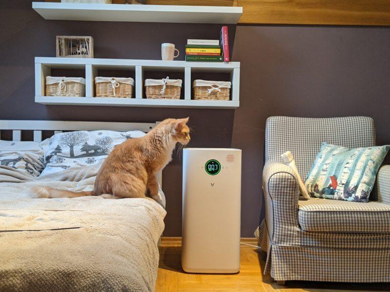 Czy warto kupić oczyszczacz powietrza Viomi Smart Air Purifier Pro?