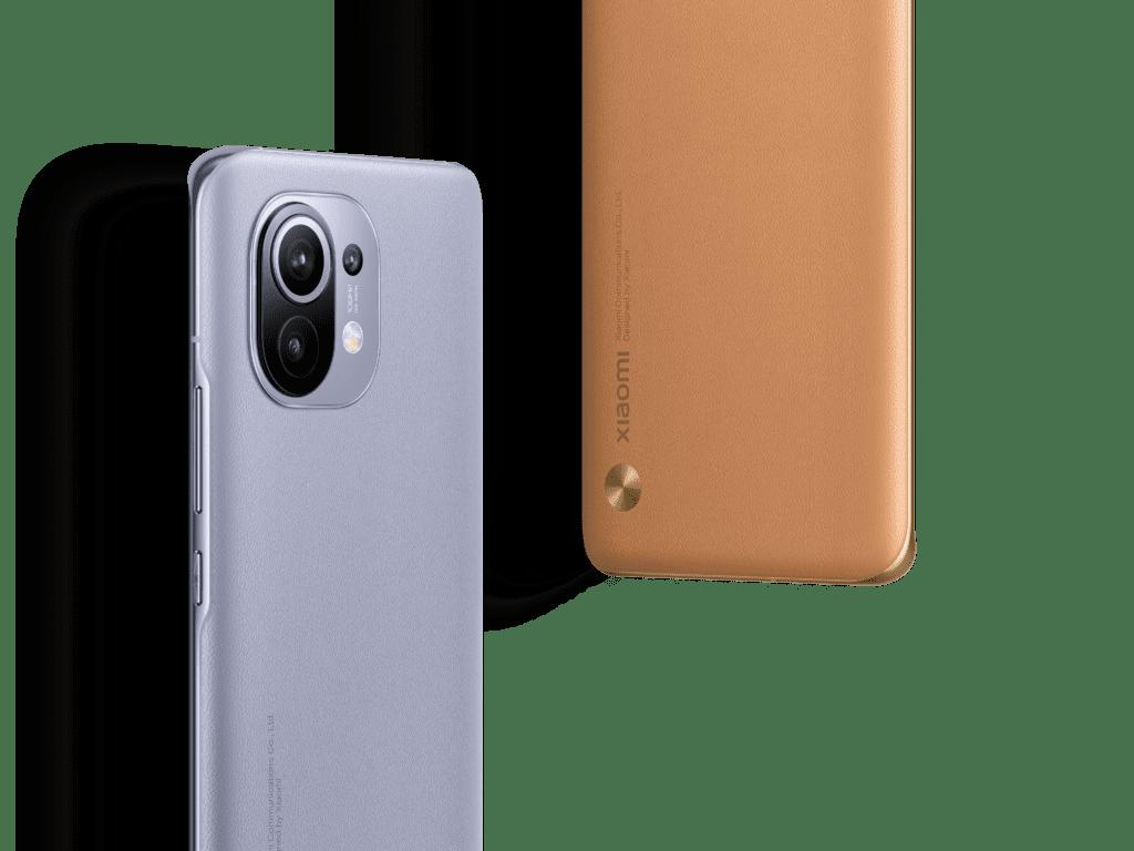 Xiaomi Mi 11 w skórze