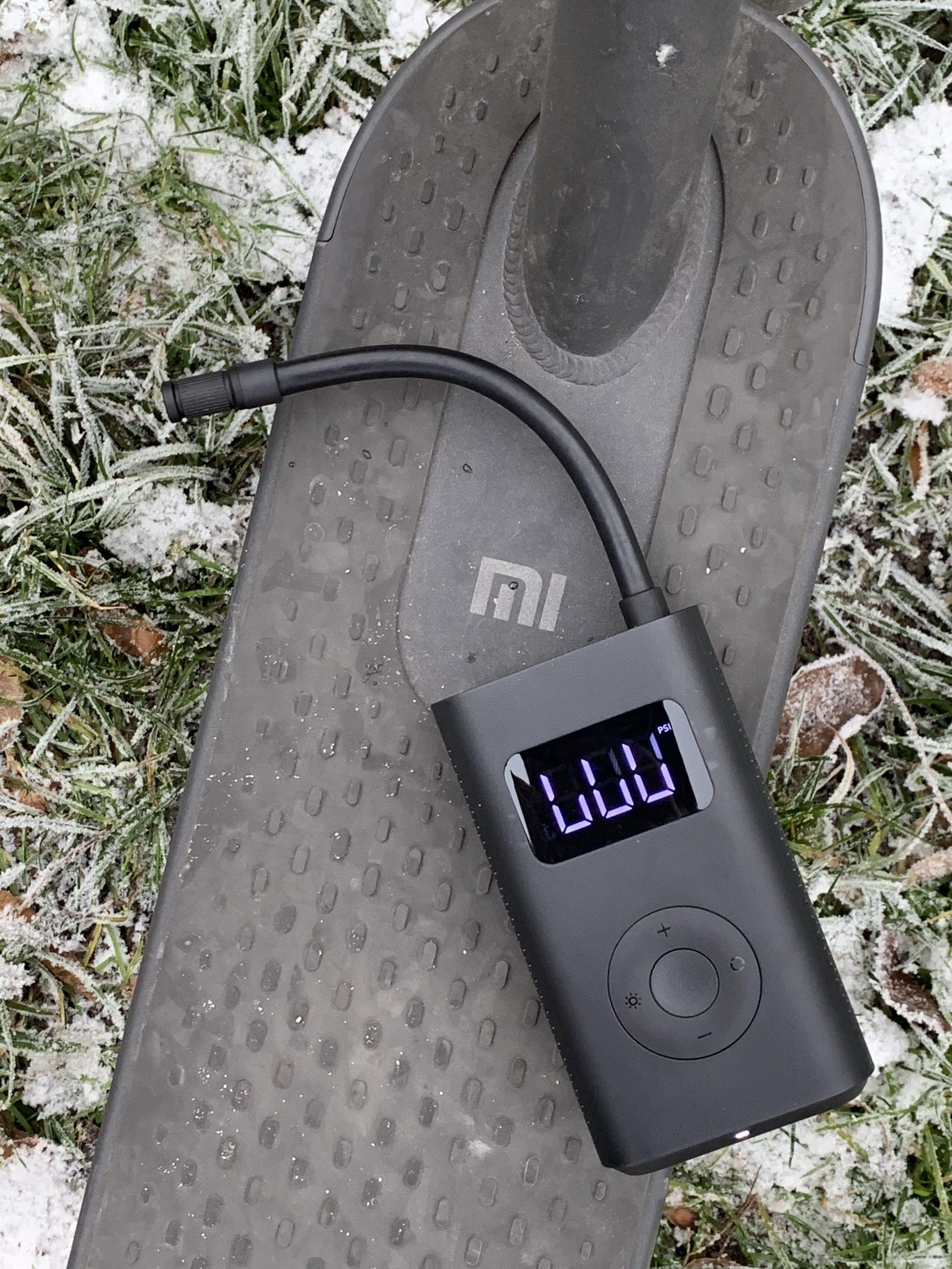 Pompka elektryczna Xiaomi