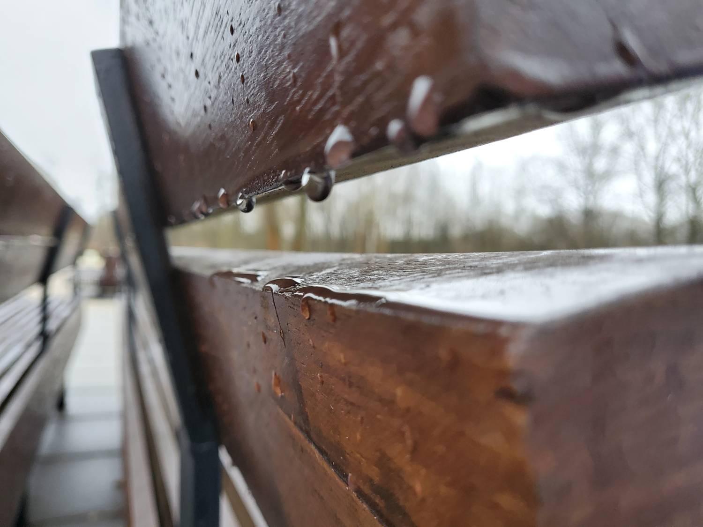 zdjęcie ławki