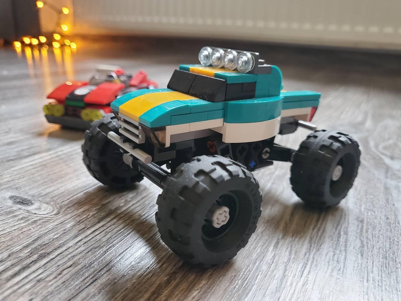 zdjecie monster truck
