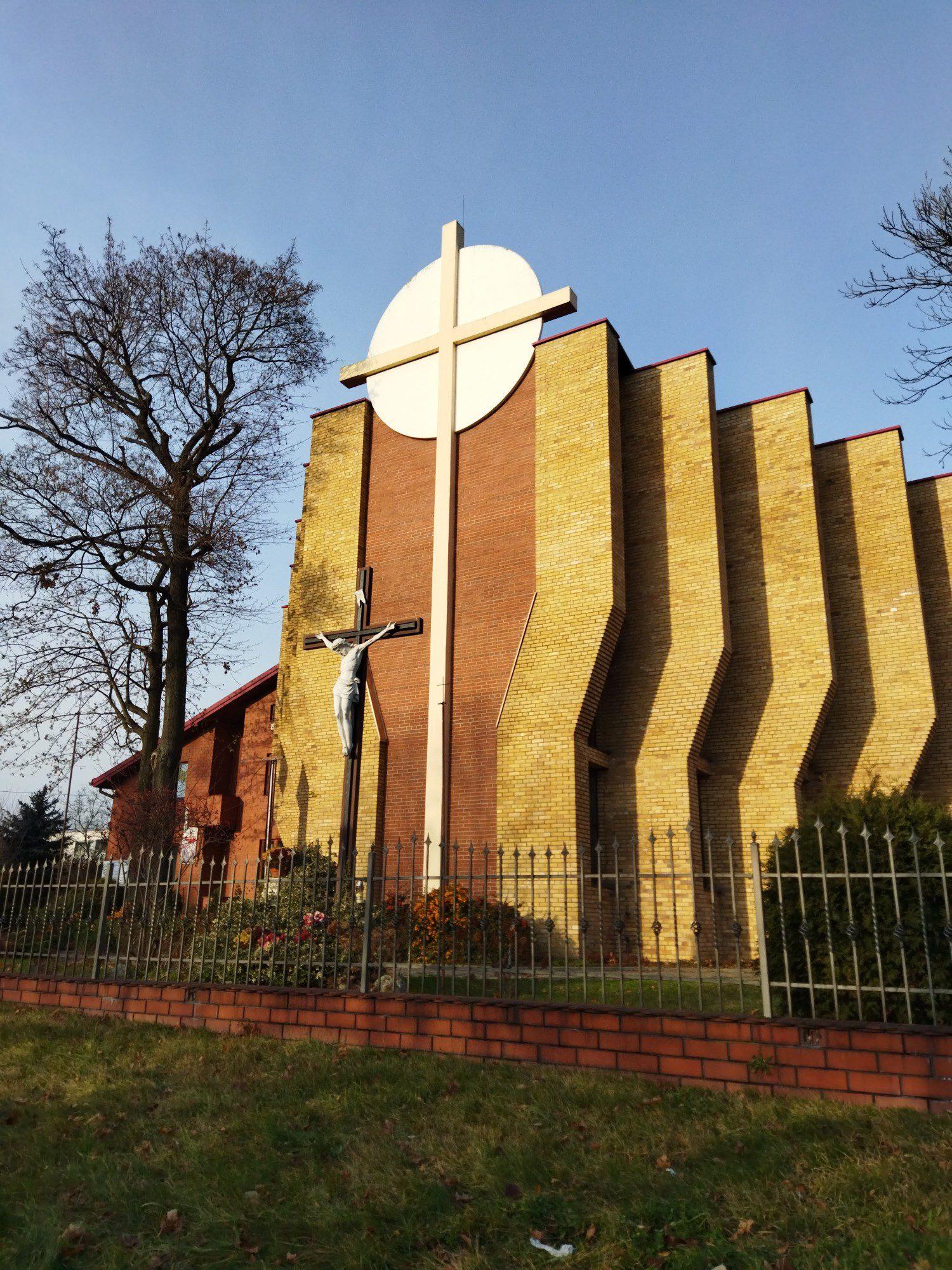 kościół zdjęcie standardowe poco m3