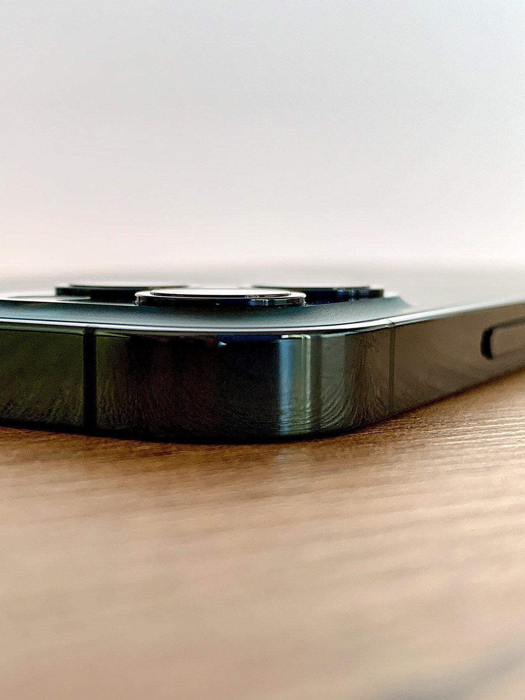 płaskie krawędzie iphone 12 pro