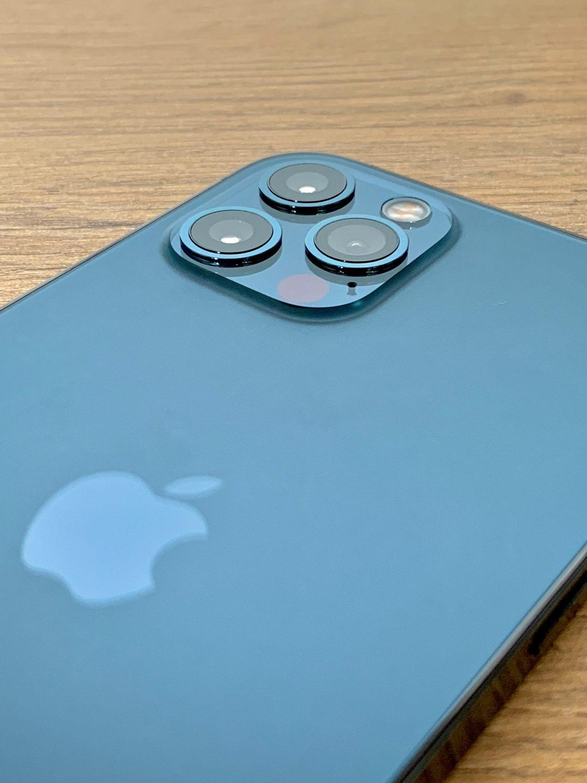 obiektywy iphone 12 Pro