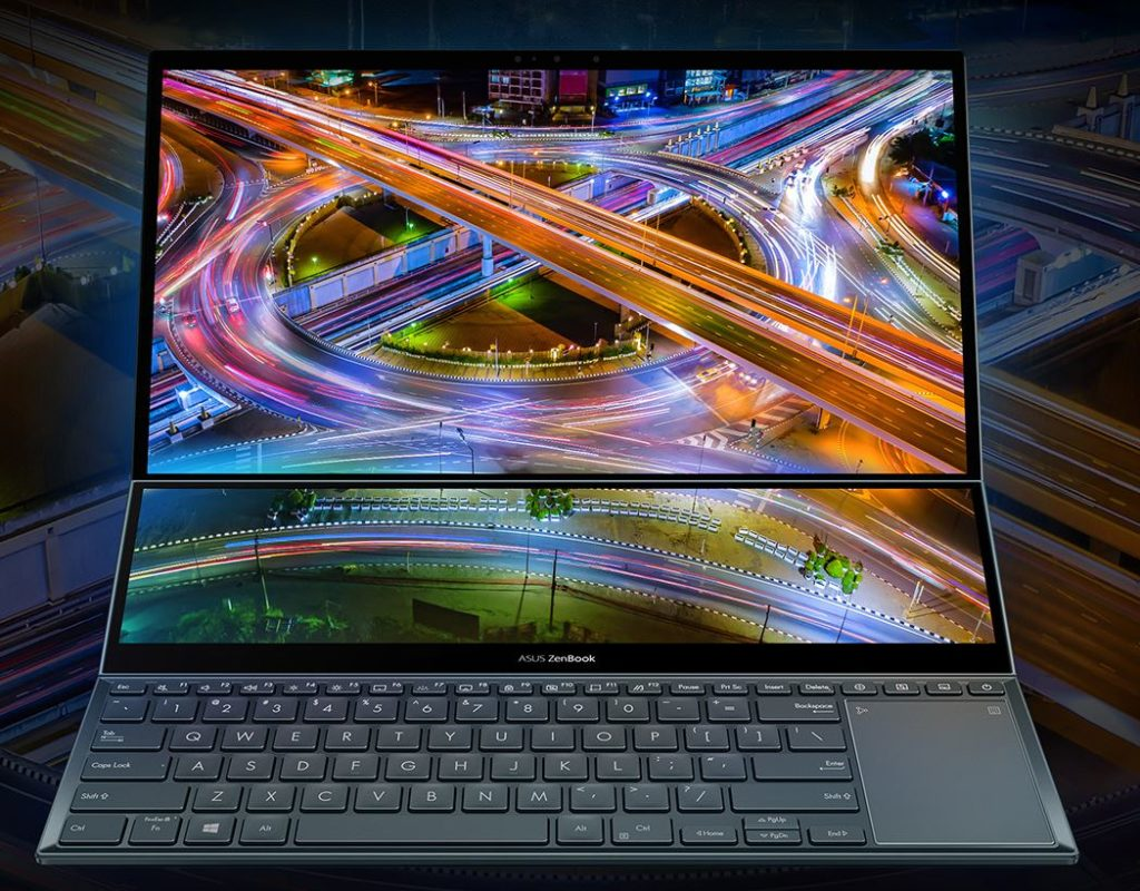 ZenBook Duo Oled 15