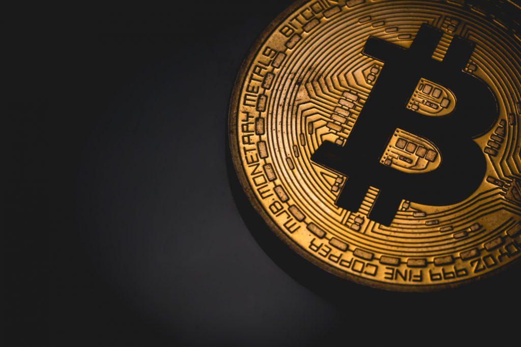 Bitcoin tło