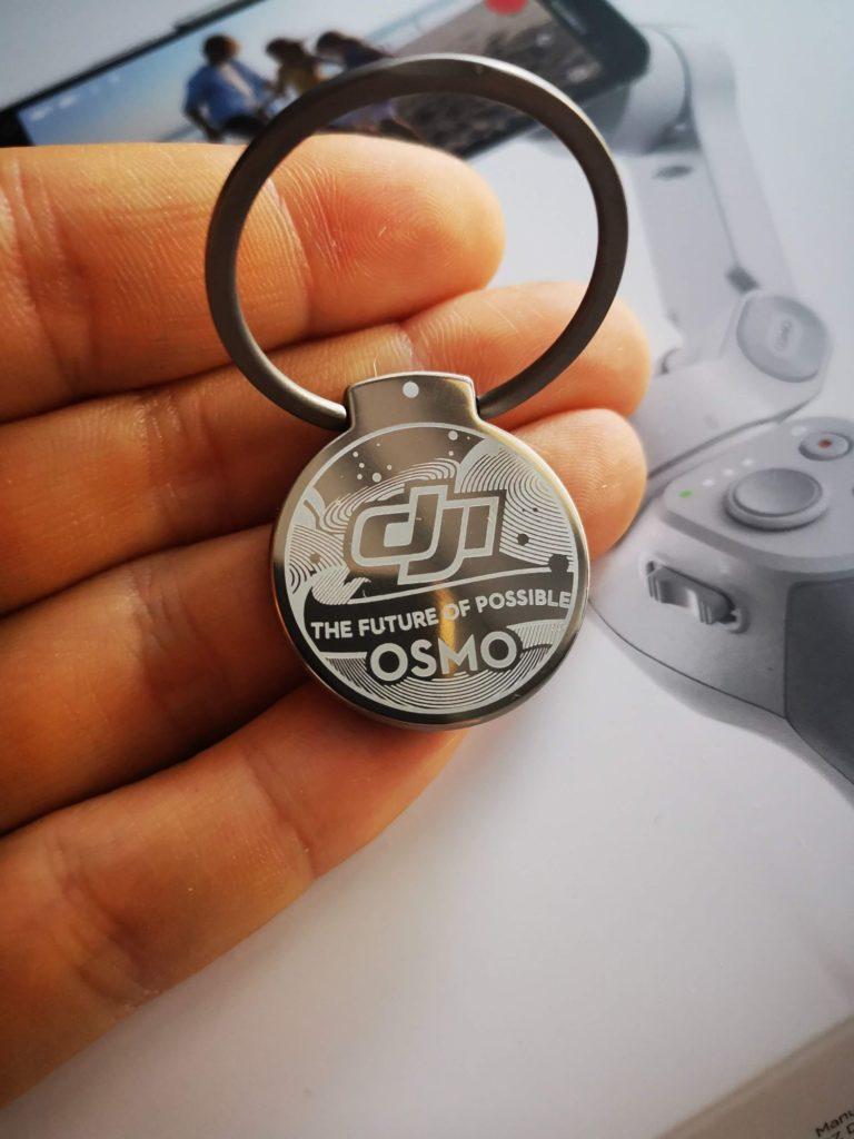 DJI Osmo Mobile 4 magnetyczny przylepiec
