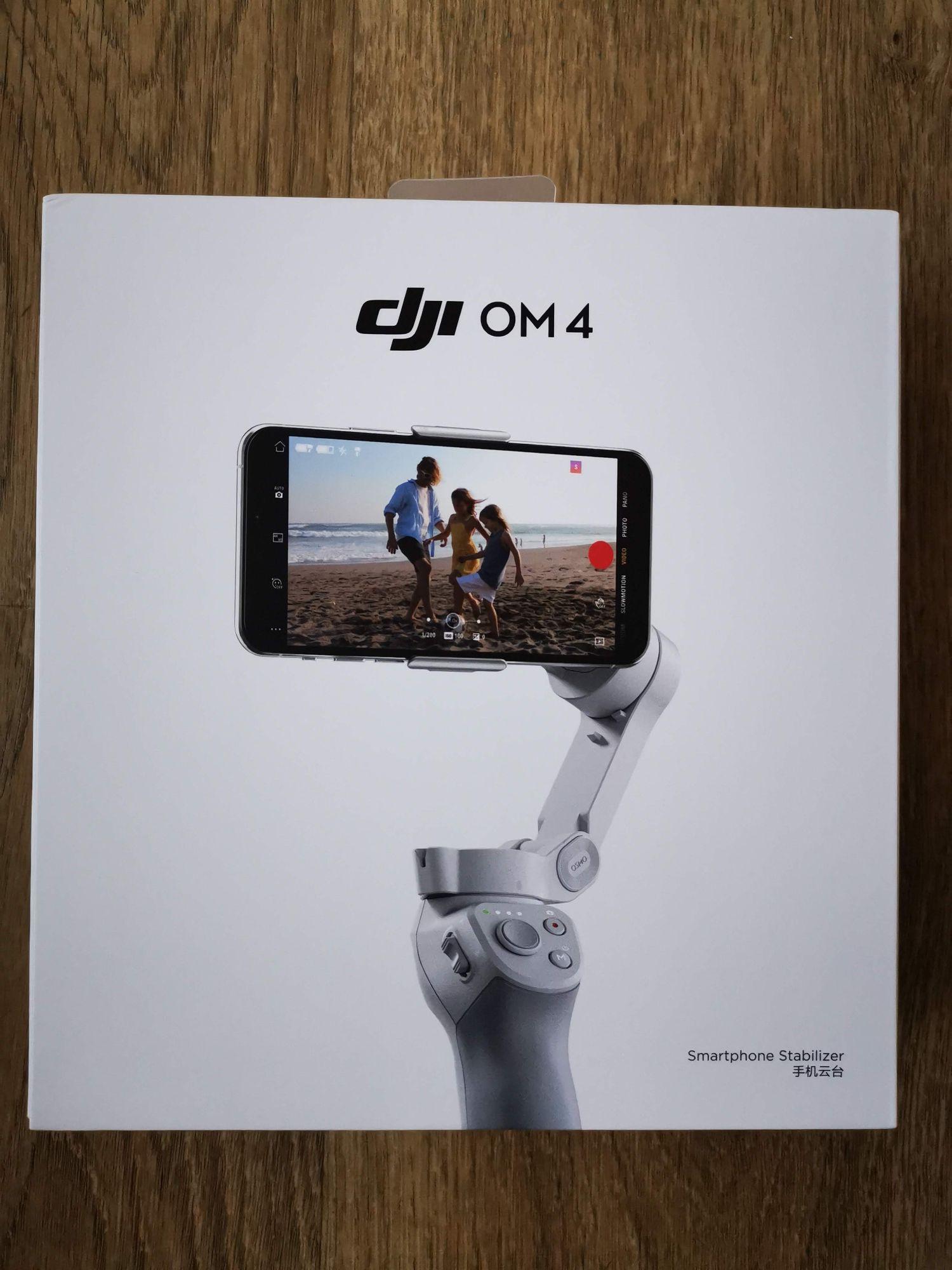 DJI Osmo Mobile 4 pudełko