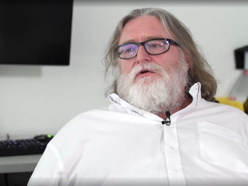 """Gabe Newell staje w obronie Cyberpunk 2077. """"Rzucanie w twórców kamieniami jest niesprawiedliwe"""""""