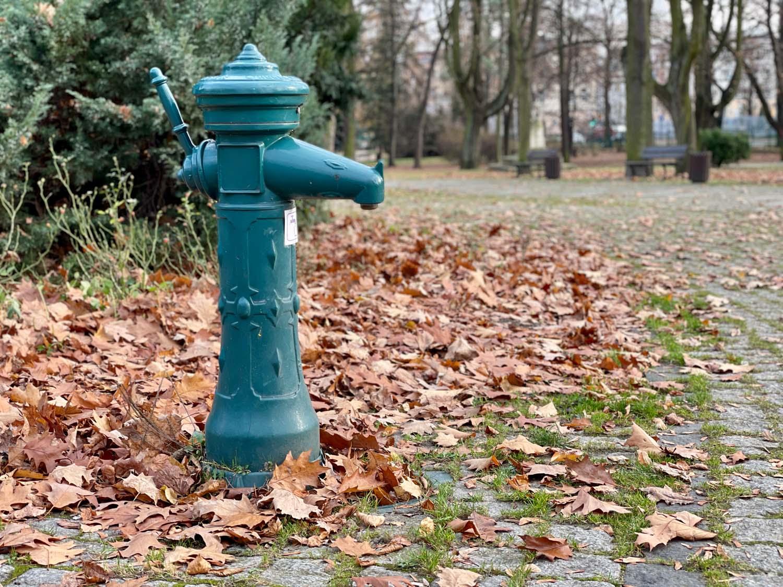 hydrant wodny zdjęcie iphone 12 pro