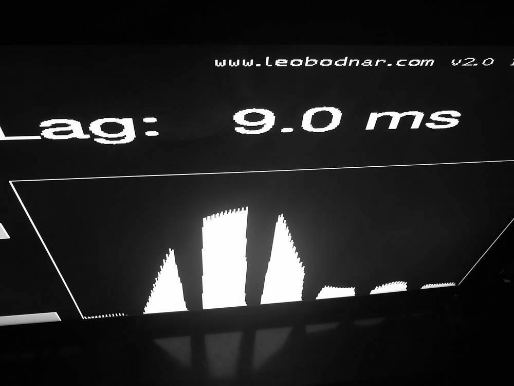 input lag sasunga 65q67ta