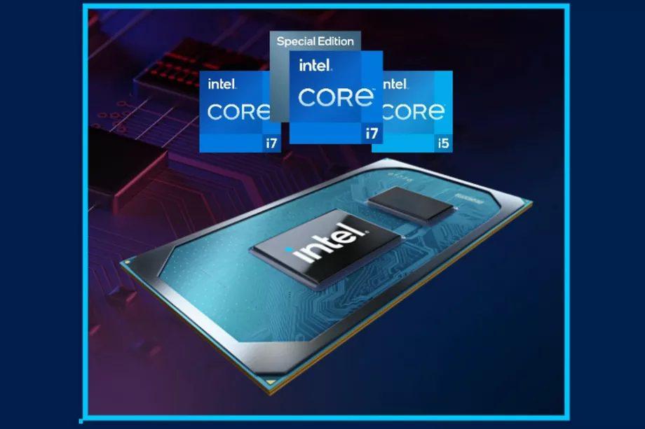 Intel 11 gen procesor