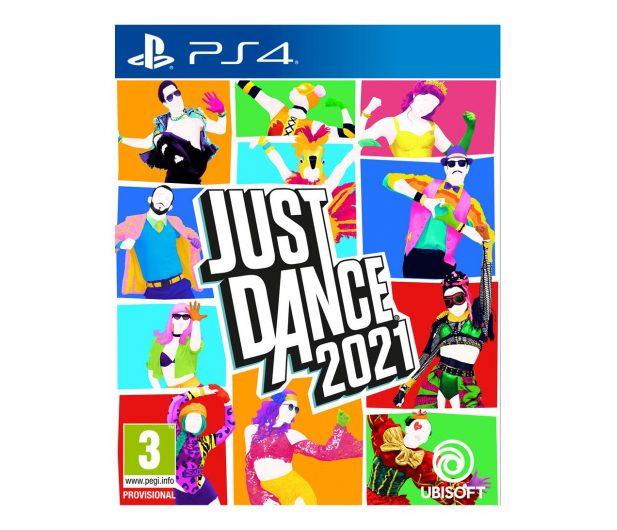 just dance 2021 gra