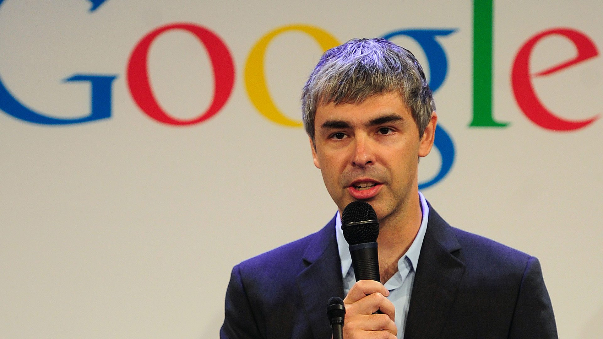 Larry Page, współtwórca Google
