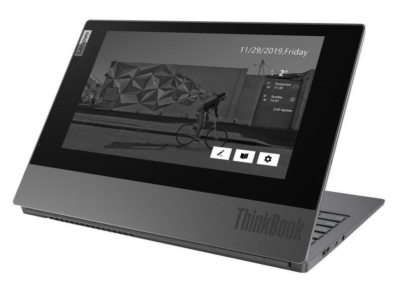 Lenovo ThinkBook Plus wyświetlacz