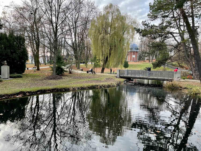 częstochowski park iphone 12 pro